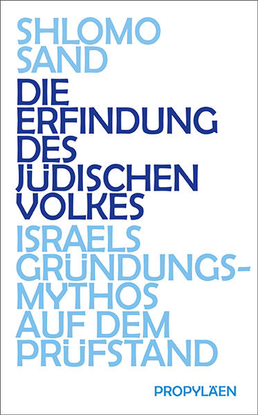 Die Erfindung des jüdischen Volkes - Coverbild