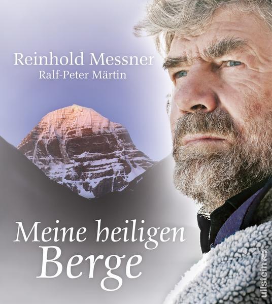 Meine heiligen Berge - Coverbild