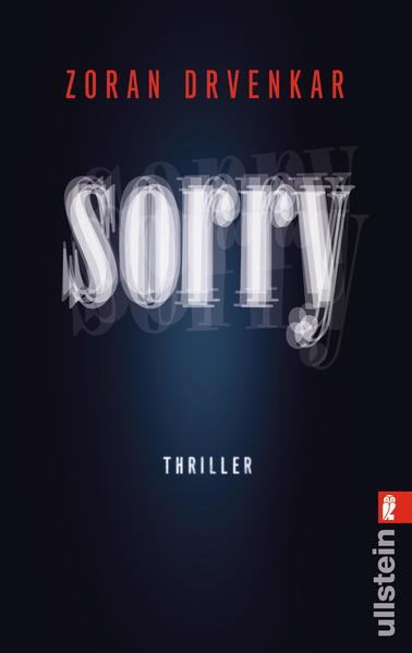 Sorry - Coverbild