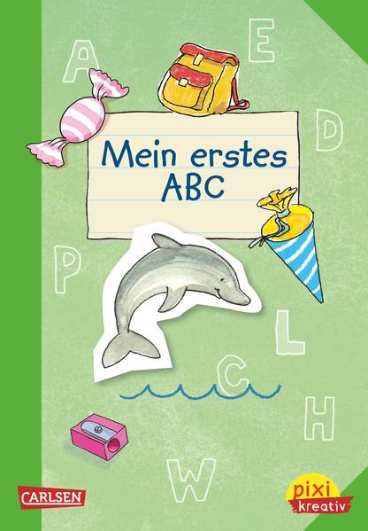 Pixi kreativ Nr. 31: VE 5 Mein erstes ABC - Coverbild