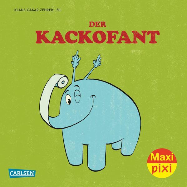 Ebooks Maxi-Pixi Nr. 210: Der Kackofant Epub Herunterladen