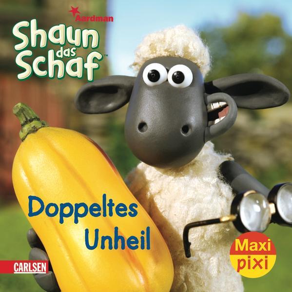 Maxi-Pixi Nr. 51: Shaun das Schaf - Doppeltes Unheil - Coverbild