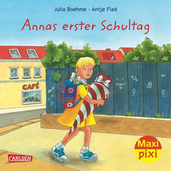 Epub Download Maxi-Pixi Nr. 104: Annas erster Schultag