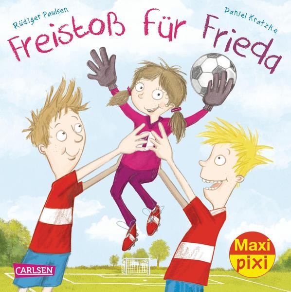 Epub Download Maxi-Pixi Nr. 153: Freistoß für Frieda