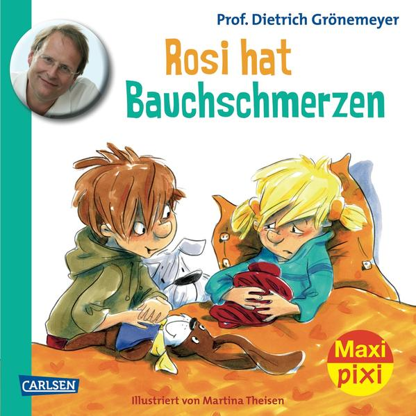 Maxi-Pixi Nr. 120: VE 5 Rosi hat Bauchschmerzen - Coverbild
