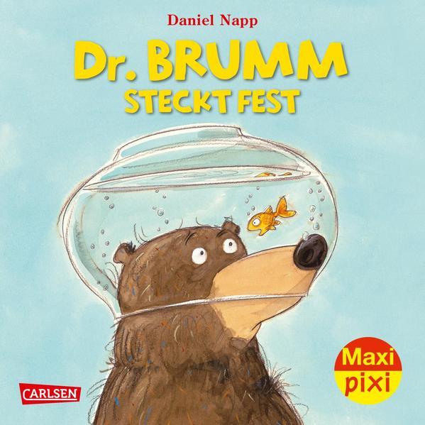 Maxi-Pixi Nr. 159: VE 5 Dr. Brumm steckt fest - Coverbild