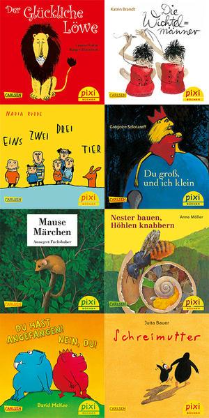 Pixi-Serie Nr. 239: Preisgekrönte Bilderbücher - Coverbild