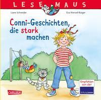 LESEMAUS Sonderbände: Conni-Geschichten, die stark machen Cover