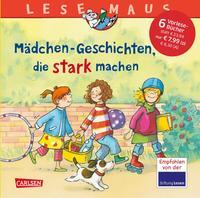 LESEMAUS Sonderbände: Mädchen-Geschichten, die stark machen Cover