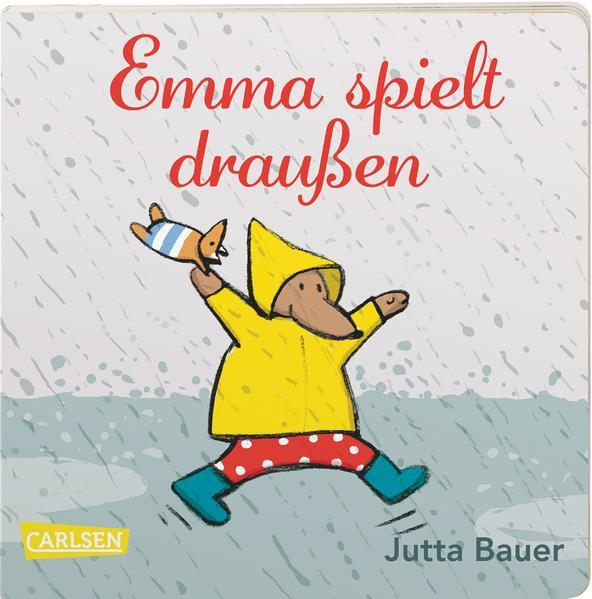 Emma: Emma spielt draußen - Coverbild