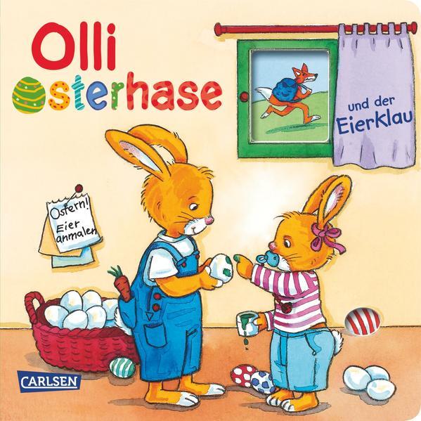 Olli Osterhase und der Eierklau - Coverbild