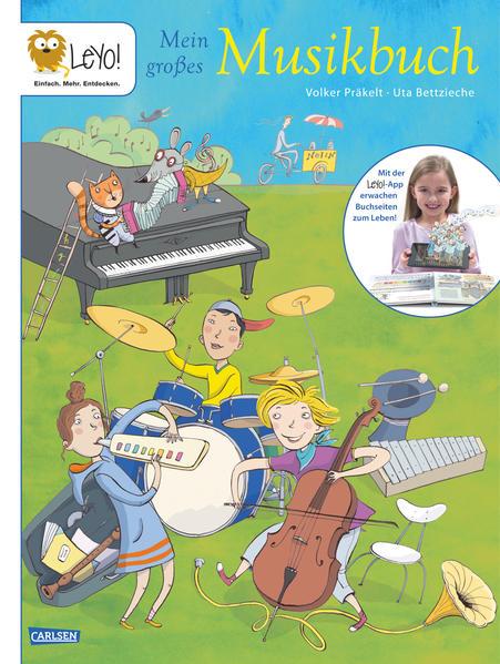 LeYo!: Mein großes Musikbuch - Coverbild