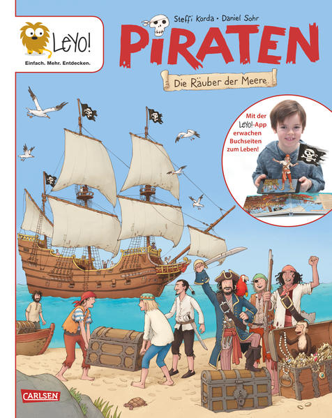 LeYo!: Piraten: Die Räuber der Meere - Coverbild