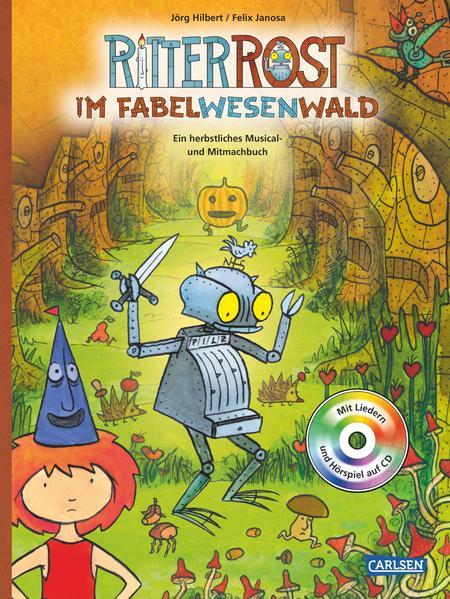 Ritter Rost: Ritter Rost im Fabelwesenwald PDF Herunterladen