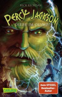 Percy Jackson 1: Percy Jackson - Diebe im Olymp Cover