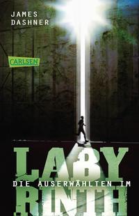 Die Auserwählten - Im Labyrinth Cover