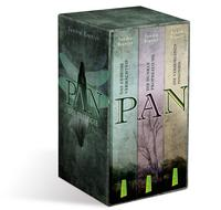 Die Pan-Trilogie: Die Pan-Trilogie. Band 1-3 im Schuber Cover