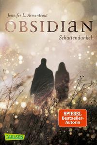 Obsidian 1: Obsidian. Schattendunkel (mit Bonusgeschichten) Cover