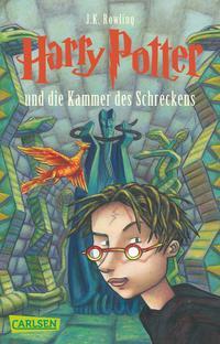 Harry Potter 2: Harry Potter und die Kammer des Schreckens Cover