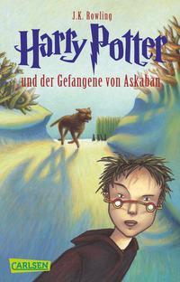 Harry Potter 3: Harry Potter und der Gefangene von Askaban Cover