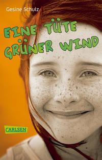 Eine Tüte grüner Wind Cover