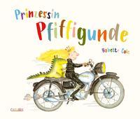 Prinzessin Pfiffigunde Cover