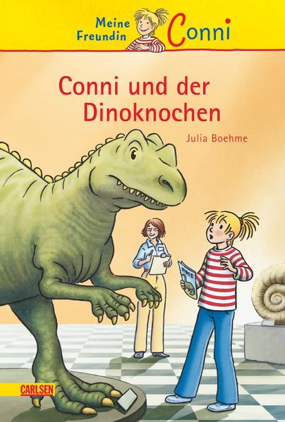 Conni-Erzählbände, Band 14: Conni und der Dinoknochen - Coverbild