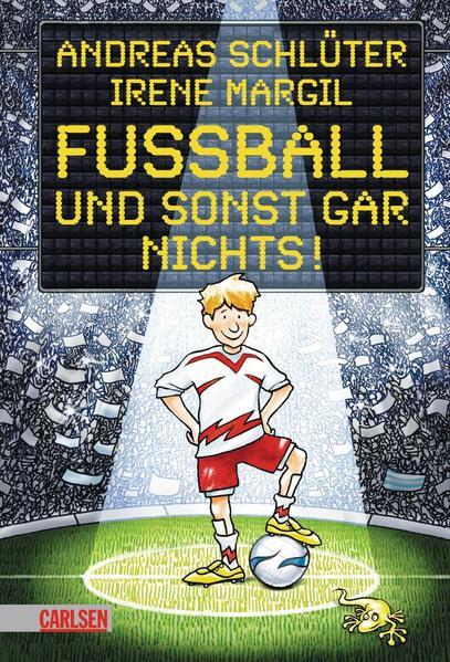 Fußball und ...: Fußball und sonst gar nichts! - Coverbild