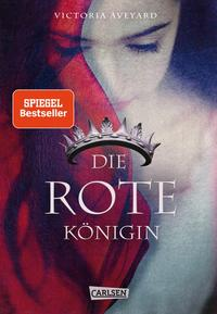 Die Farben des Blutes 1: Die rote Königin Cover