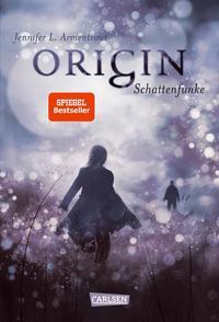 Obsidian 4: Origin. Schattenfunke Cover