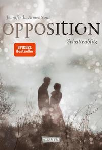 Obsidian 5: Opposition. Schattenblitz Cover