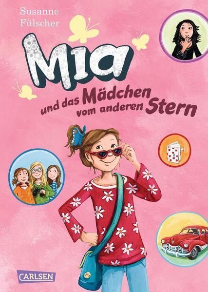 Mia, Band 2: Mia und das Mädchen vom anderen Stern von Susanne Fülscher PDF Download