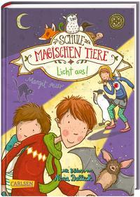 Die Schule der magischen Tiere 3: Licht aus! Cover