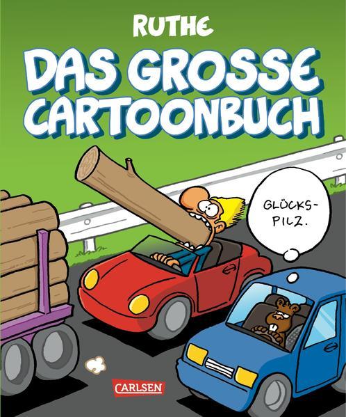 Ruthe: Das große Cartoonbuch - Coverbild