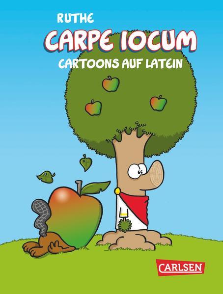 Carpe iocum - Coverbild
