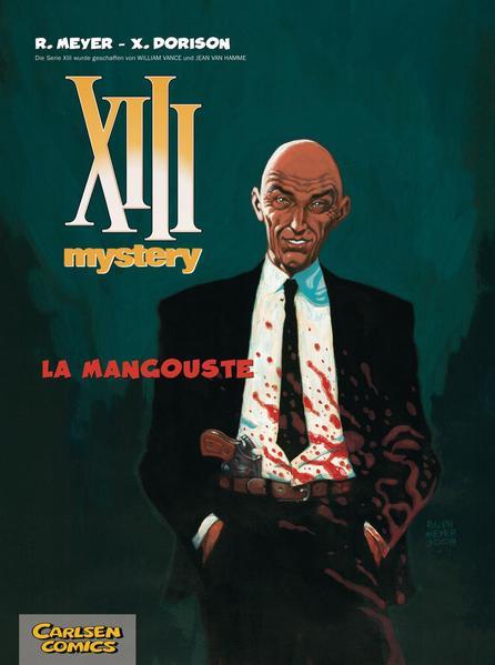 XIII Mystery, Band 1: Mangouste - Coverbild