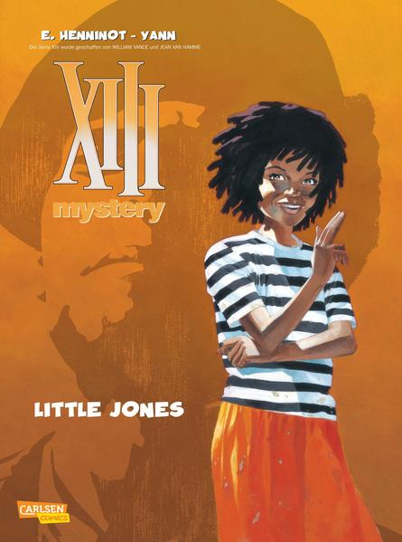 XIII Mystery, Band 3: Little Jones - Coverbild