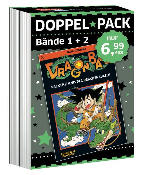 Dragon Ball Doppelpack 1-2 - Coverbild