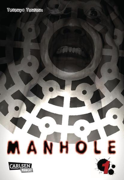 Manhole 1 - Coverbild