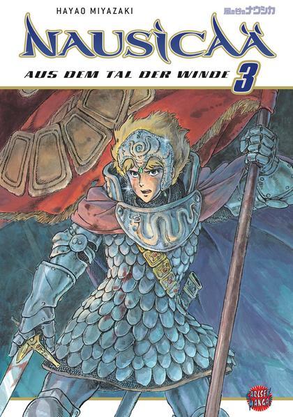 Nausicaä aus dem Tal der Winde, Band 3 - Coverbild