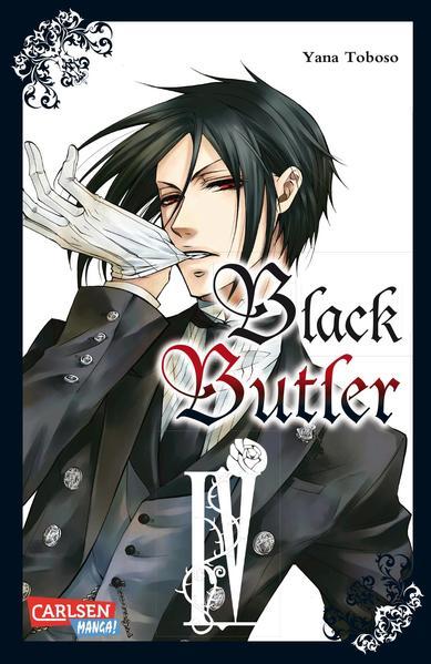 Black Butler, Band 4: Black Butler, Band 4 PDF Kostenloser Download