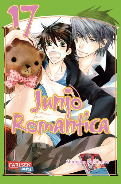 Free Epub Junjo Romantica, Band 17