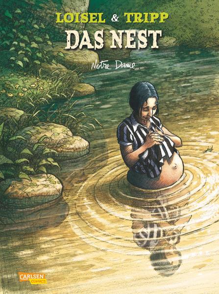 Das Nest, Band 9: Das Nest, Band 9 - Coverbild