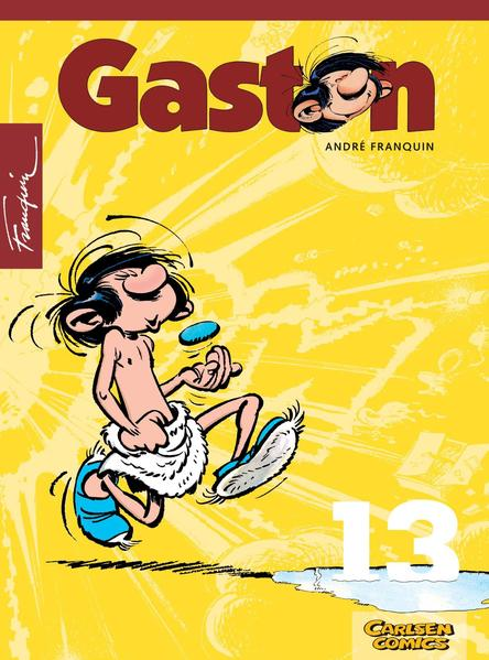 Gaston 13 - Coverbild