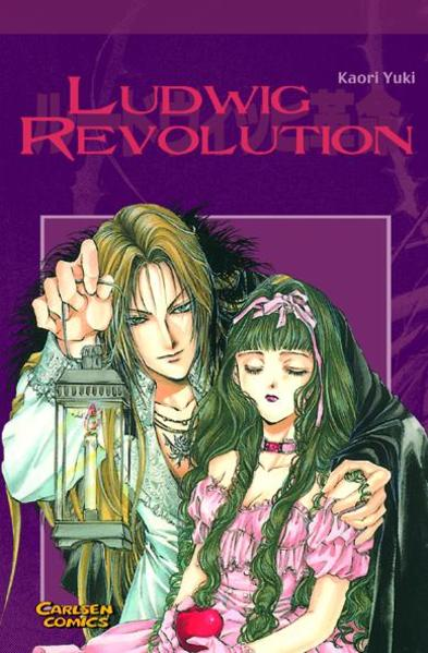 Ludwig Revolution 1 - Coverbild