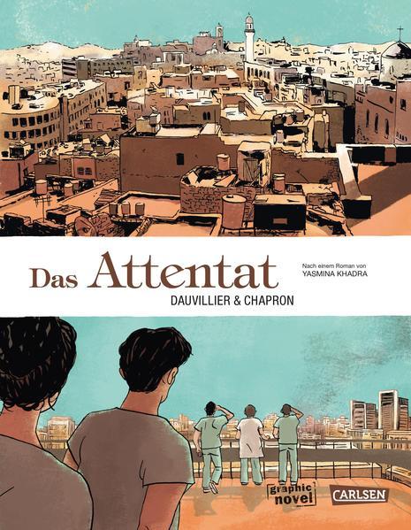 Das Attentat - Coverbild