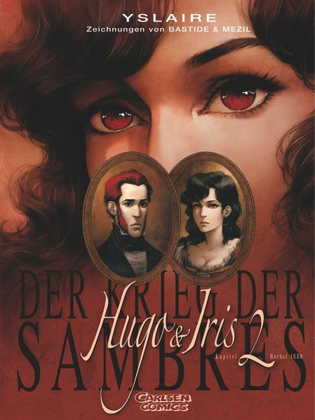 Krieg der Sambres, Band 2: Hugo & Iris - Coverbild
