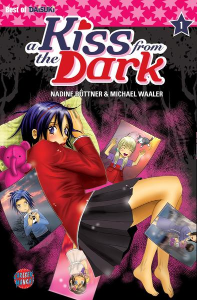 A Kiss from the Dark, Band 1 - Coverbild