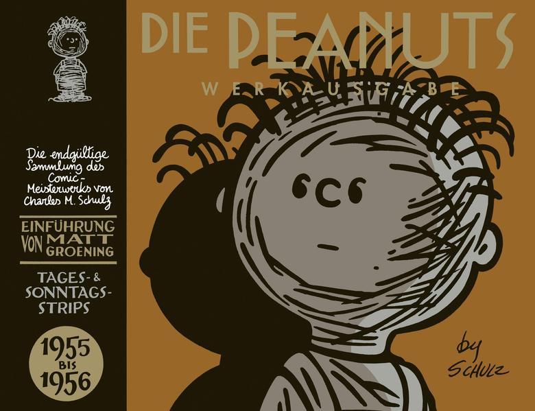 Peanuts Werkausgabe 3: 1955 - 1956 - Coverbild