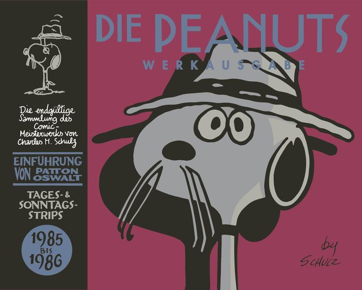 Kostenloser Download Peanuts Werkausgabe, Band 18: 1985-1986 PDF
